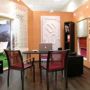 Showroom stores intérieurs