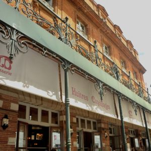 Store brasserie Flo Toulouse